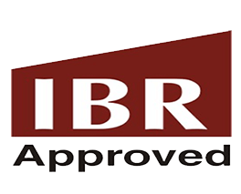 Best Quality IBR Approved Products