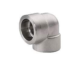 Best Quality ASME Socketweld threaded fittings elbow